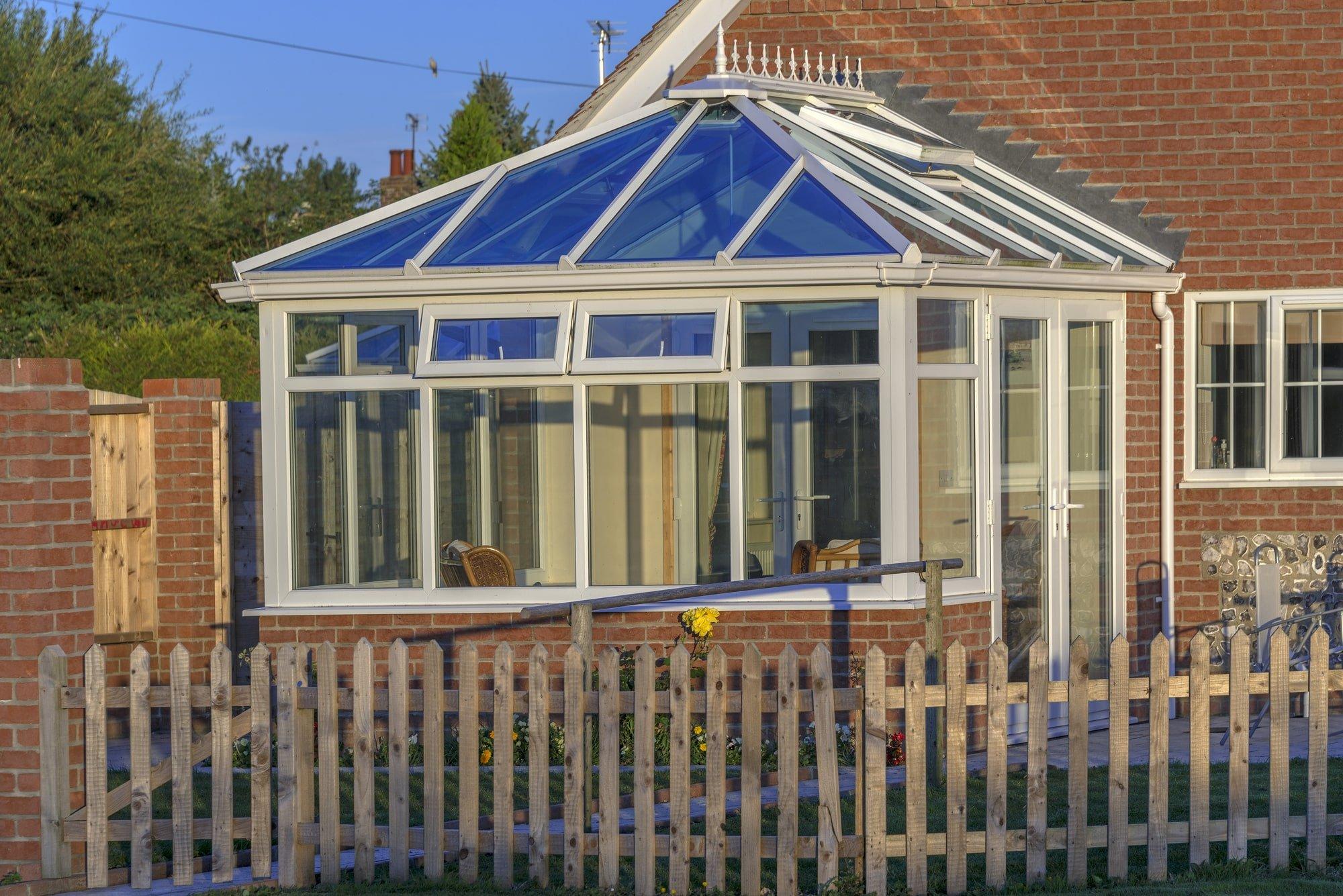 conservatory window film